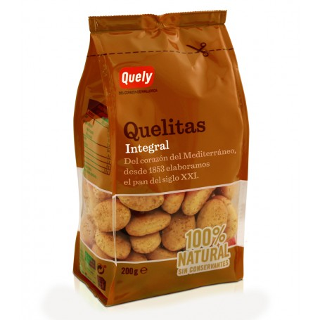 Quelitas integral 200grs