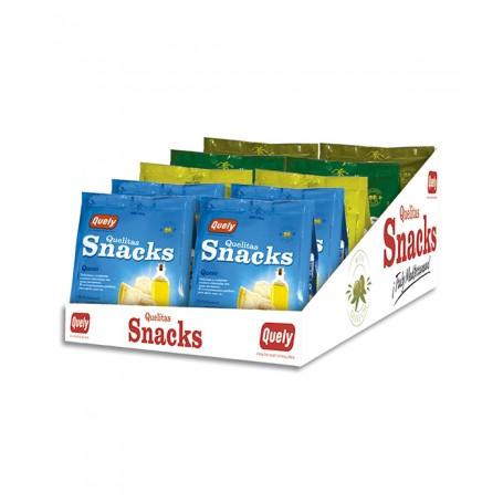 Caja 10 snack variada