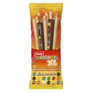 Quely Merienda XL + chocolatinas de lacasitos